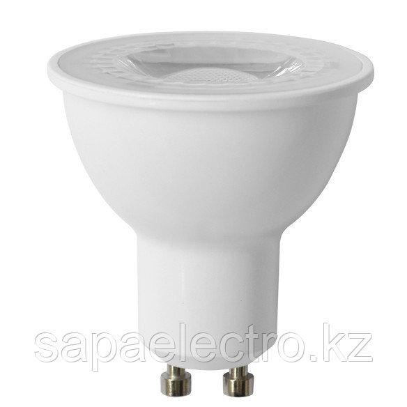 Lampa LED GU10 6W 500LM CLEAR 6000K (TL)200sht