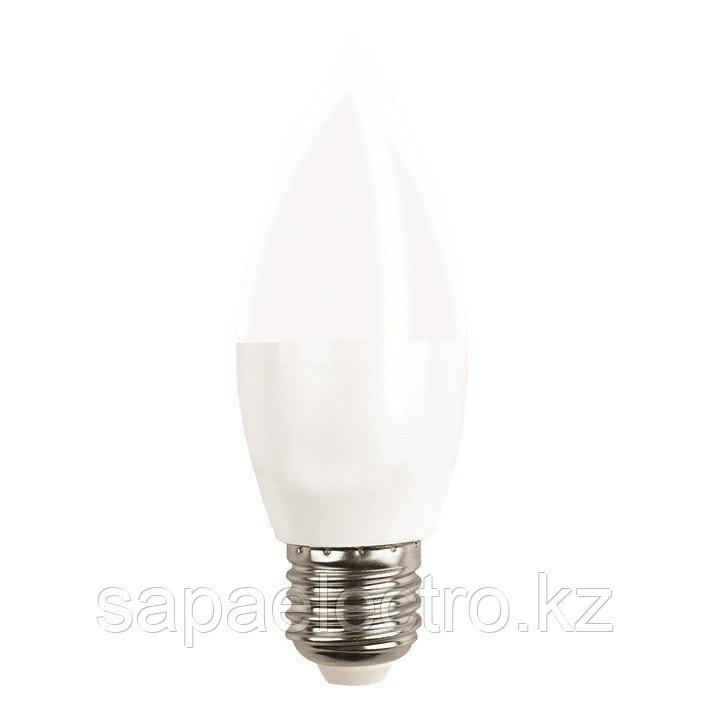 Lampa LED C35 6W 3000K E27 470LM 230V ECOL LED 100