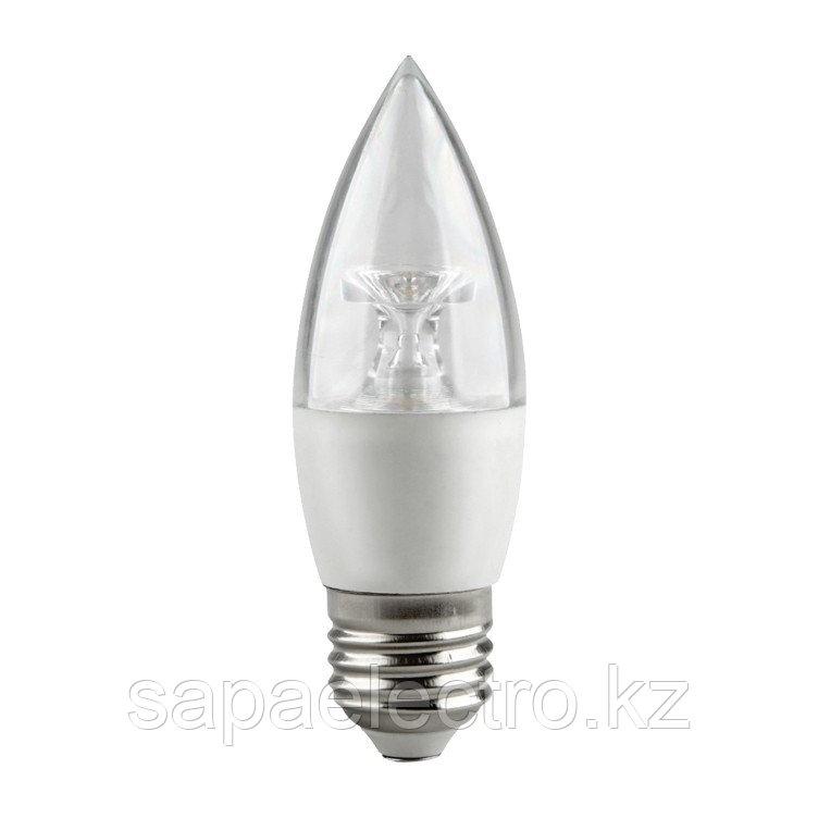 Lampa LED Crystal C35 5W 450LM E27 3000K(TL)100sht