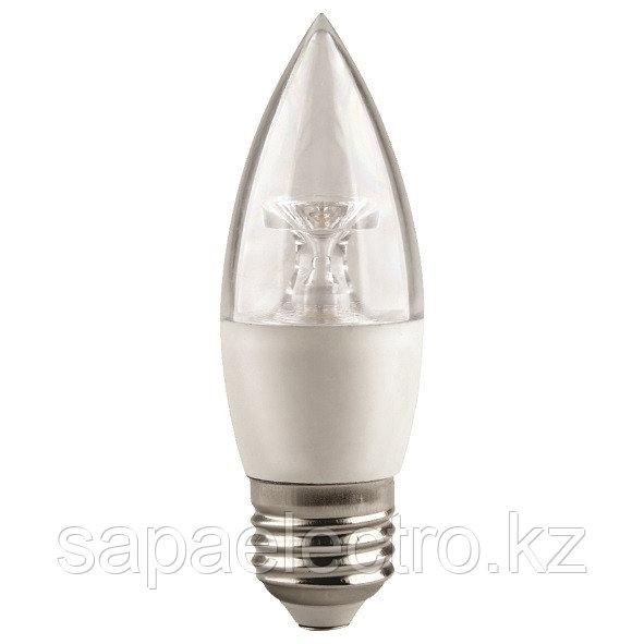 Lampa LED Crystal C35 5W 450LM E27 6000K(TL)100sht