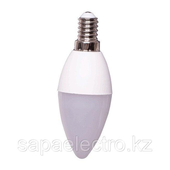 LampaLED C37 6W NEW 470LM E14 6000K175-265V (ECOL)