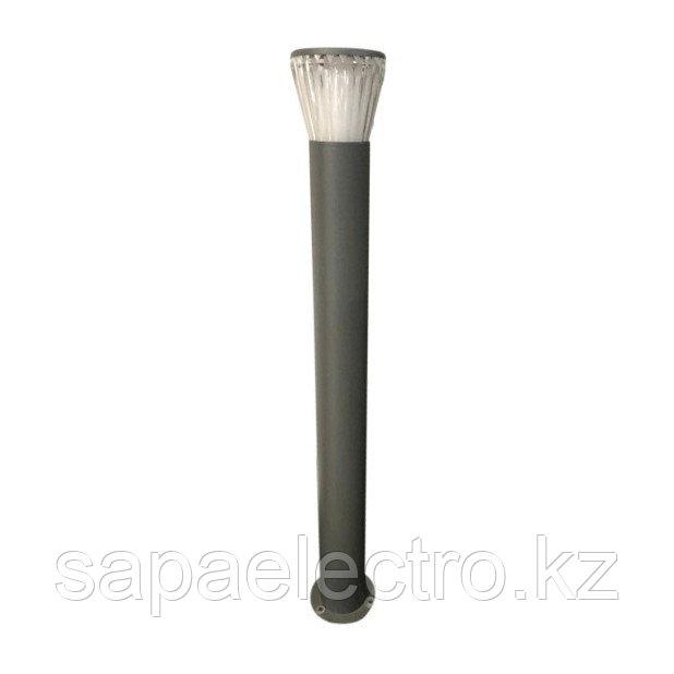 Svet-k  B2267-T-bollard  DARK GREY E27  (TESAN)6sh