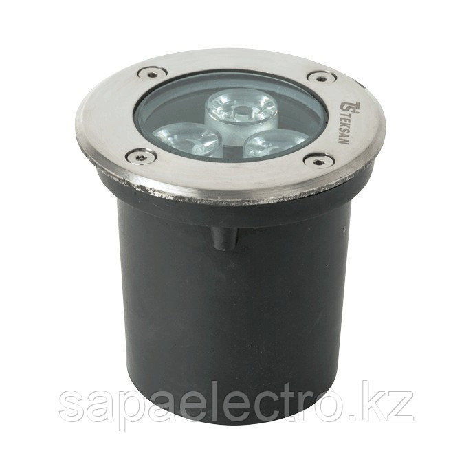 Nazemno-utapl. LED U121 3W 6000K (TEKLED) 60sht