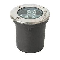 Nazemno-utapl. LED U121 3W 4000K (TEKLED) 60sht