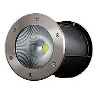 Nazemno-utapl. LED D4018-1 30W BLACK 6000K (TEKL)6