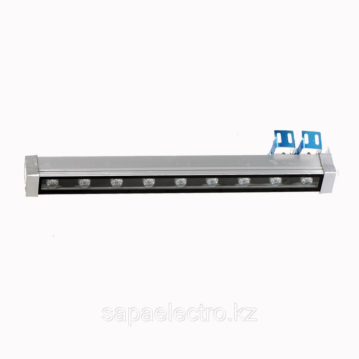 Prozh-r LED WW01 10W 50sm 3000K IP65 (TT) 40sht