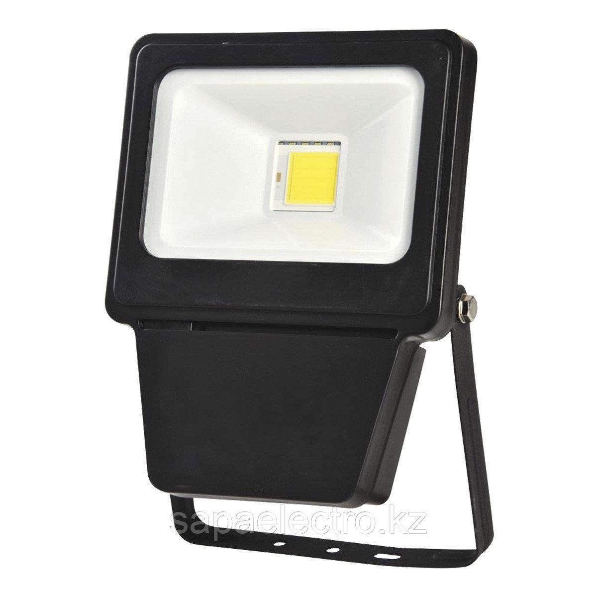 Prozhektor LED COB 20W BLACK 6000K (TEKLED)28sht