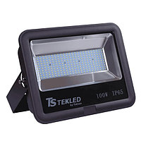 Prozhektor LED SMD 100W BLACK 6000K (TEKLED)1sh