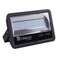 Prozhektor LED SMD 200W BLACK 6000K (TEKLED)1sh