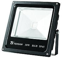 Prozhektor LED YH-014 300W BLACK 6000K IP66 (TS)1