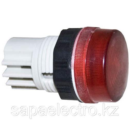 """Lampa signal""""naia 22mm 220V RED (MUTLUSAN)24sht"""
