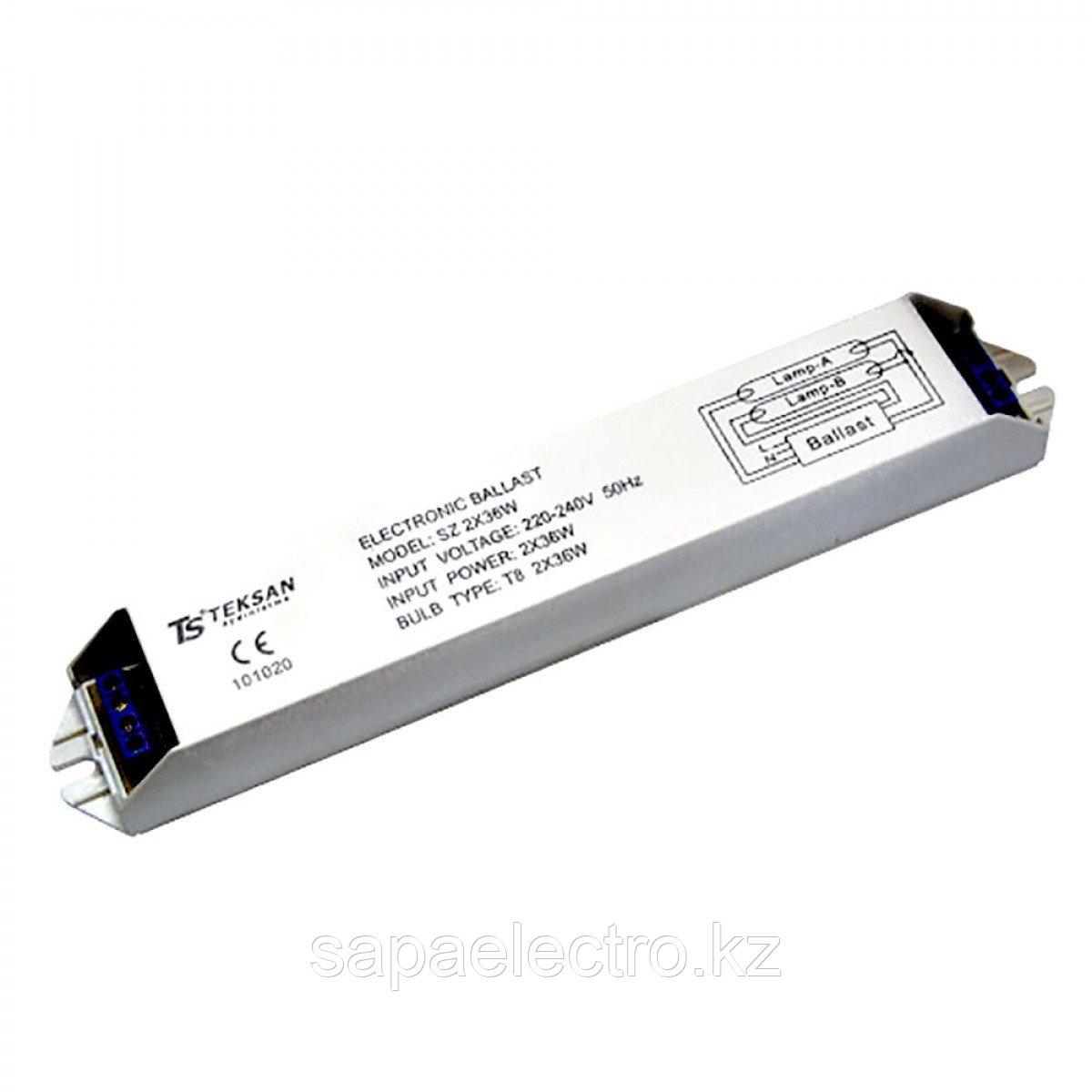 """Drossel"""" ELECTRONIC BALLAST 2X36Wparallel""""(TS)100"""