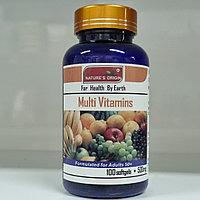 Мультивитамин в капсулах  100 шт - Multi Vitamins