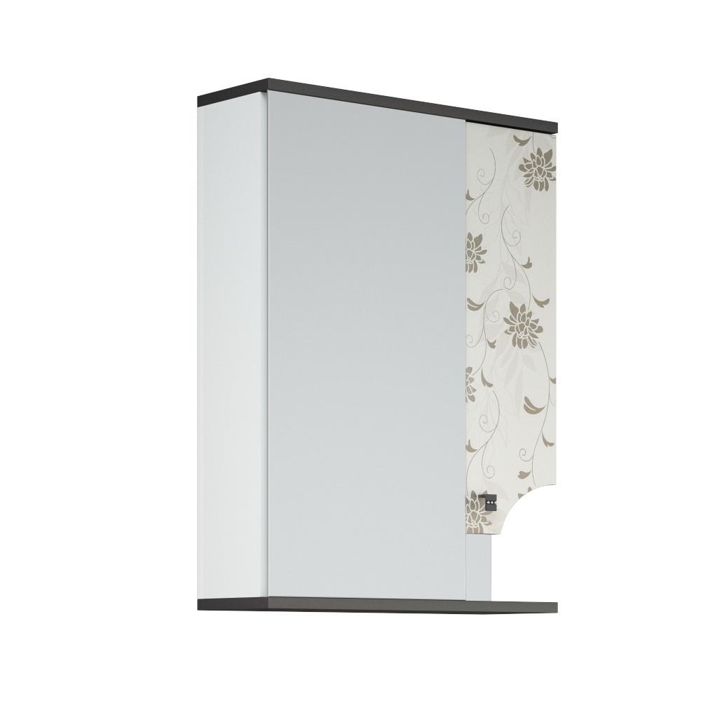 Зеркало-шкаф Corozo Koral Хризантема 55, K503206 - фото 4