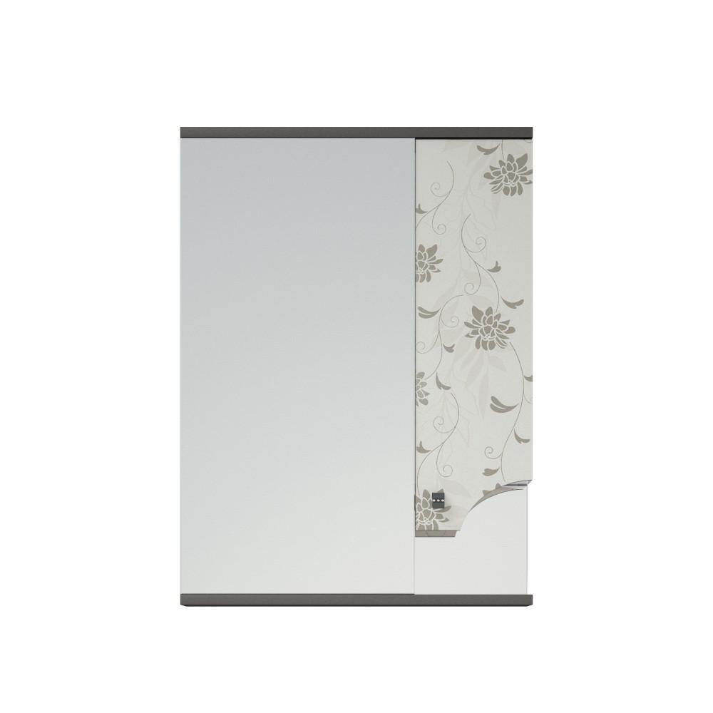 Зеркало-шкаф Corozo Koral Хризантема 55, K503206 - фото 5