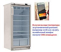 Температурный датчик с СМС уведомлением