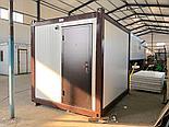Блок контейнер под офис 3,0*2,4*2,6 м, фото 2