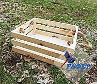 Ящик деревянный подарочный №6, размер 30*20*12 см, не окрашенный