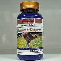 Вытяжка кенгуру (для мужчин ) в капсулах 100 шт - Essence of Kangaroo 100 кап.