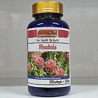 Родиола розовая экстракт в капсулах  100 шт - Rhodiola