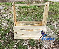Ящик деревянный подарочный, №7, размер 40 * 16 * 19 см, не окрашенный
