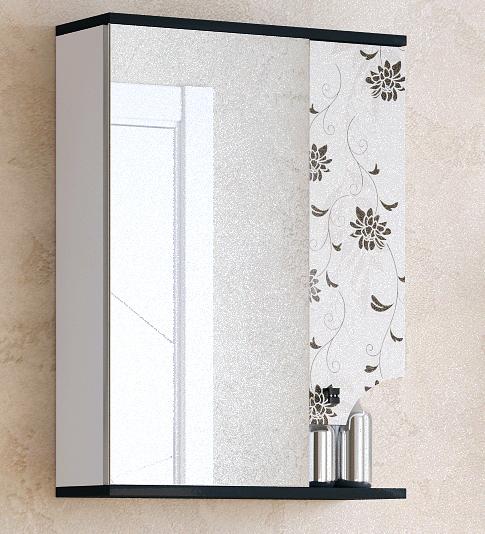 Зеркало-шкаф Corozo Koral Хризантема 55, K503206 - фото 1