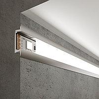 Встраиваемый алюминиевый профиль для светодиодной ленты