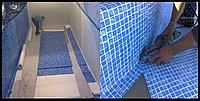 Алькорплан для бассейнов: облицовка пленкой ПВХ.