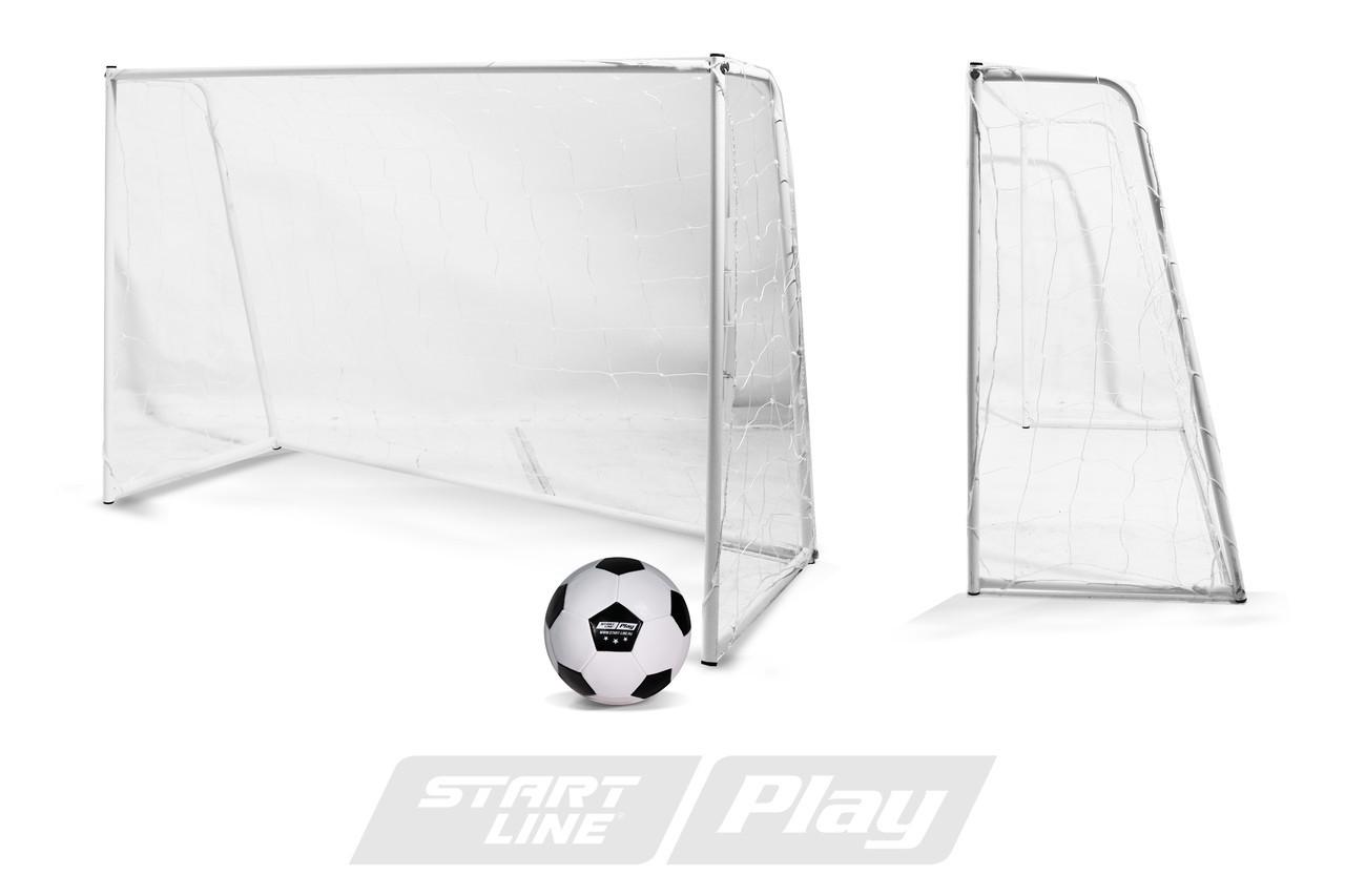 Ворота футбольные для игровых площадок SLP-08