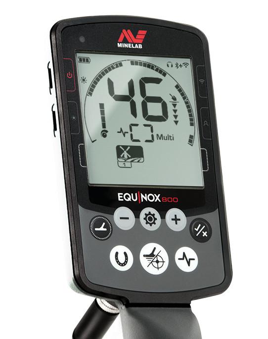 Металлодетектор Minelab EQUINOX 600