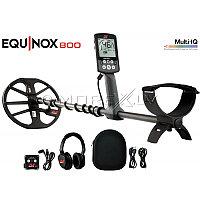 Металлодетектор Minelab EQUINOX 800, фото 1