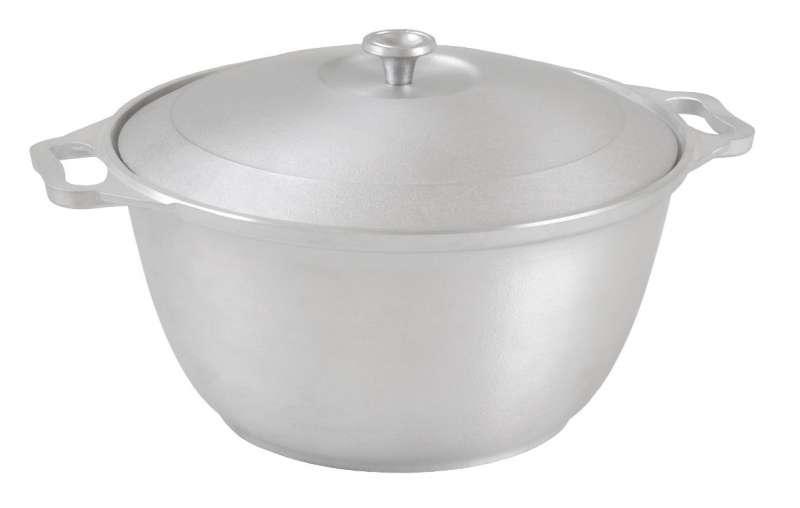 """Кастрюля 2 литра с крышкой, """"Литая Посуда"""""""