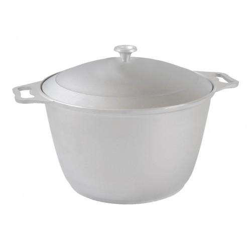 """Кастрюля 10 литров с крышкой, """"Литая Посуда"""""""