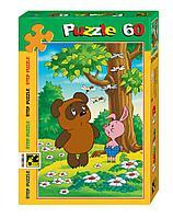 "Мозаика ""puzzle"" 60 ""Винни Пух"" (С/м)"
