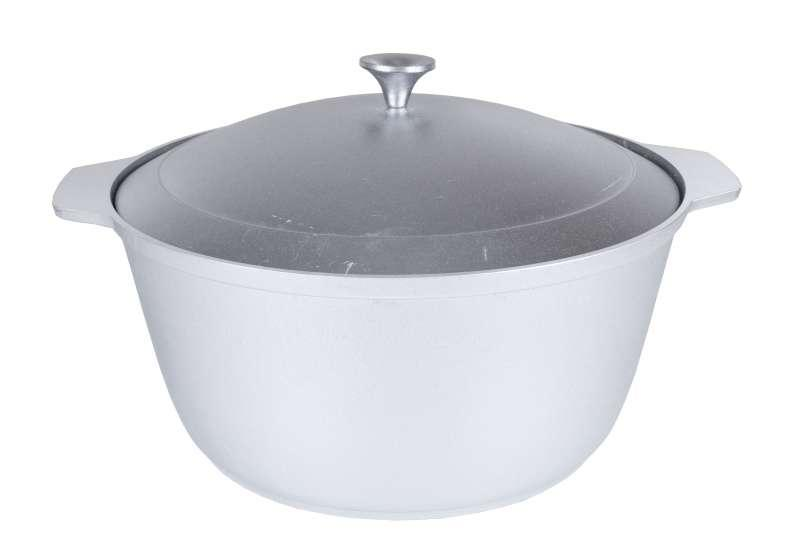 """Кастрюля-жаровня 5 литров с крышкой, """"Литая Посуда"""""""