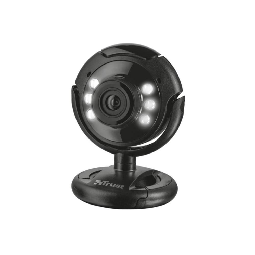Веб-камера Trust SpotLight Pro (Black)черный
