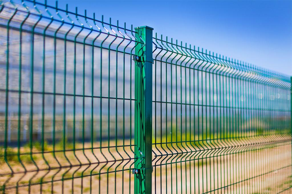Заборная сетка DoorHan ЗD 3,5мм 2535х1730мм