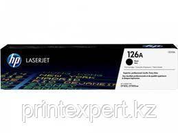 Картридж  HP CE310A Черный
