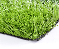 Покрытие, иску́сственная трава, газон 50мм высотой Football Artificial Turf