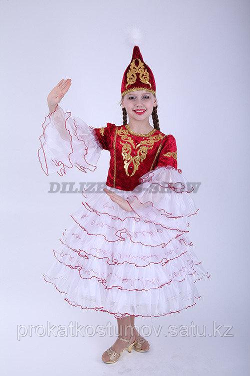 """Прокат национального казахского костюма """"Айгуль"""""""