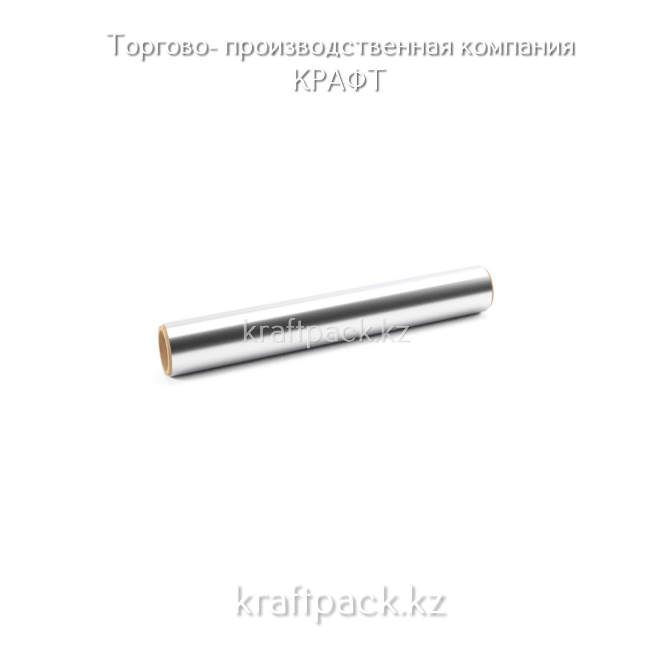 Фольга алюминиевая пищевая 29*80м 8мкр  (1/12)
