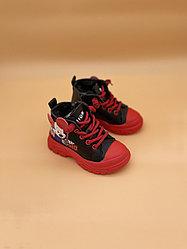 Ботинки для девочек малышковая обувь