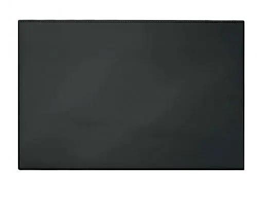 Покрытие настольное 50х70см, черное, с прозрачным верхом Durable