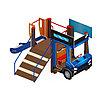Детский игровой комплекс «Грузовичок» ДИК 1.03.2.01 H=750, фото 2