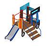 Детский игровой комплекс «Грузовичок» ДИК 1.03.2.01 H=750, фото 3
