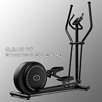 Эллиптический тренажер Clear Fit StartHouse SX 42