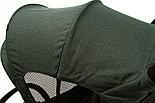 Коляска Evenflo 🇺🇸 Stride Темно-Зеленая, фото 7