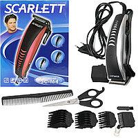 Машинка для стрижки волос с набором SCARLETT
