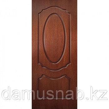 Полотно Омис дверное Оливия ПГ 800*2000*40 орех LUX