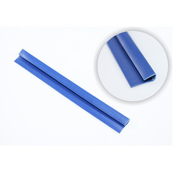 Кайма прямоугольная 8мм синяя